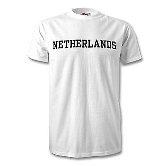 Netherlands Country Kids T-Shirt