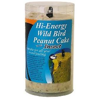 Dawn Chorus høj energi Peanut Mejsekage, insekter (pakke med 12)