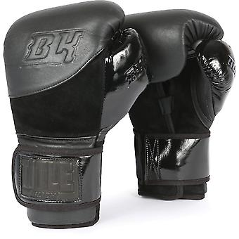 Title Black Blitz Boxing Bag Gloves