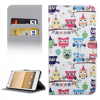 Cover wallet pattern 33 for HTC one A9