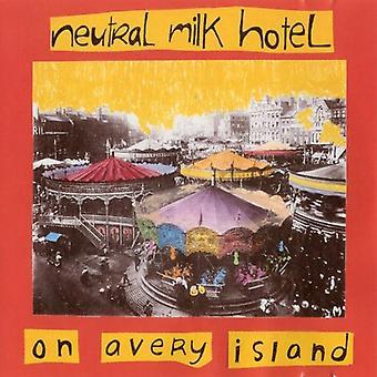 Neutral Milk Hotel - On Avery Island [Vinyl] USA import