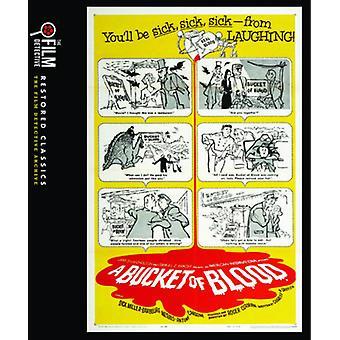 Bucket of Blood [Blu-ray] USA import