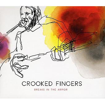 Crooked Fingers - Breaks in the Armor [CD] USA import