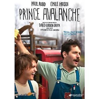 Prins Avalanche [DVD] USA importeren