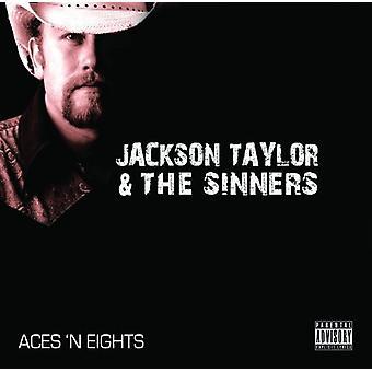 Jackson Taylor Band - esser N' 8 ' ere [CD] USA import