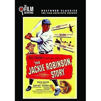 Jackie Robinson Story [DVD] USA import