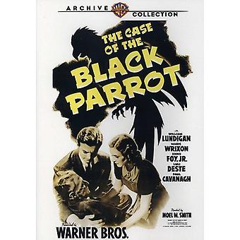 Fall von Black Parrot (1941) [DVD] USA import
