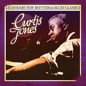 Curtis Jones - Legendary Bop Rhythm & Blues Classics: Curtis Jone [CD] USA import