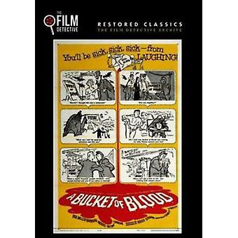Bucket of Blood [DVD] USA import