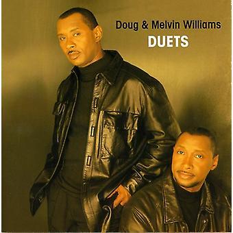 Doug Williams & Melvin - Duets [CD] USA import