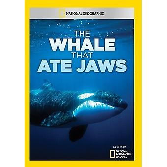 Whale That Ate Jaws [DVD] USA import