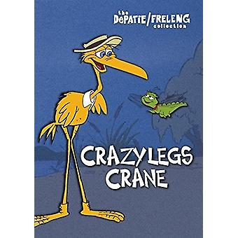 Crazylegs Crane [DVD] USA importerer
