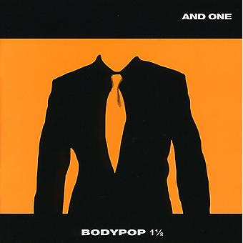 And One - Bodypop 1 1/2 [CD] USA import