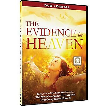 Evidence for Heaven: Miraculous Messages / End [DVD] USA import