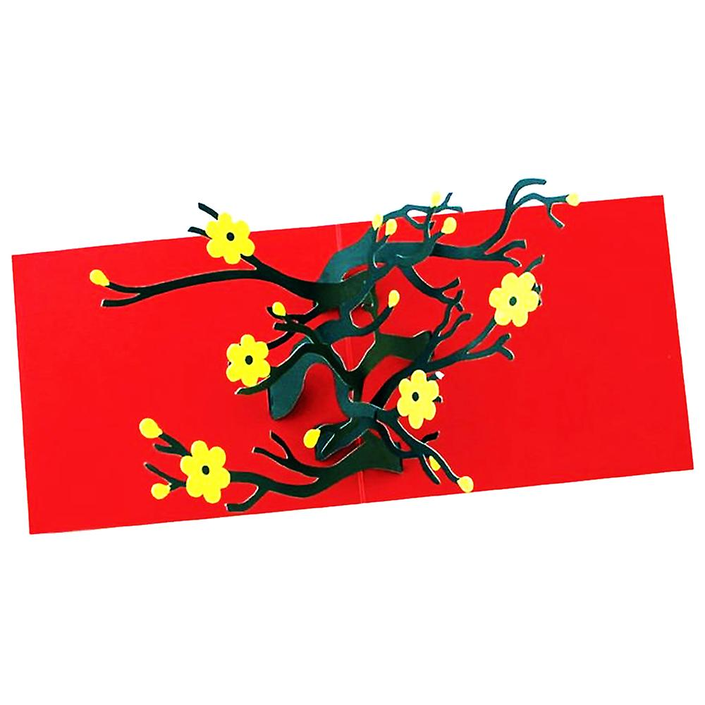 The Art Group Pop Up Blossom Card