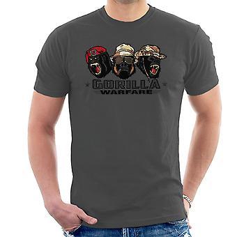 Gorilla Warfare Men's T-Shirt