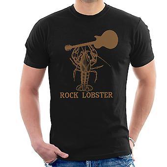Rock Lobster menn t-skjorte