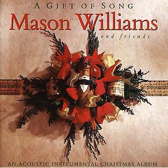 Mason Williams - gave af sang [CD] USA import