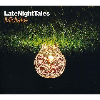 Midlake - sen nat fortællinger [CD] USA importerer