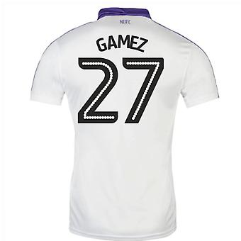 2016-17 Newcastle maglia Third (Gamez 27)