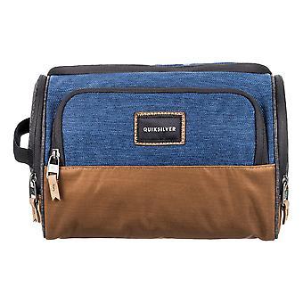 Quiksilver Capsule Wash Bag - Medieval Blue