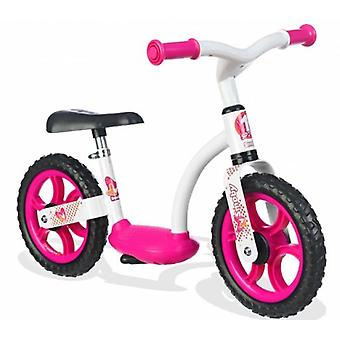 Smoby Learning bike comfort pink