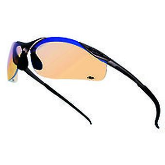 Bolle Contesp Contour Glasses Bronze Nylon Frame Sports Temples With Tipgrip Tpe