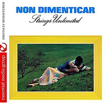 Strings Unlimited - Non Dimenticar (Johnny Kitchen Presents Strings [CD] USA import