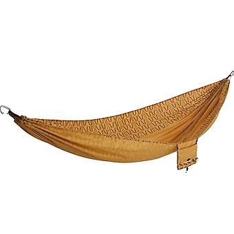 Thermarest Slacker Single Hammock - Curry Print