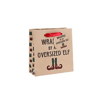 CGB Giftware Christmas Oversized Elf Gift Bag