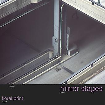 Floral Print - Mirror Stages [Vinyl] USA import