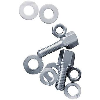 Mounting bolt Harting 09 67 000 9924 2 pc(s)