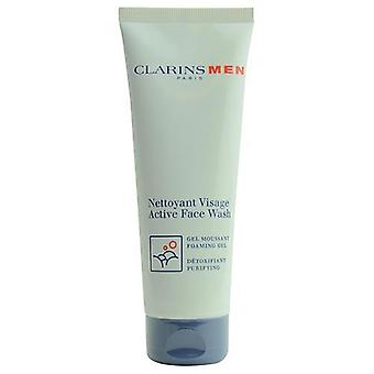 Clarins By Clarins Men Active Face Wash--125Ml/4.4Oz