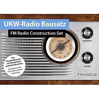 Vintage wireless Franzis Verlag UKW-Radio 978-3-645-65287-2 14 years and over