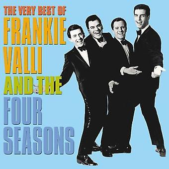 Frankie Valli & Four Seasons - meget bedste af Frankie Valli & de 4 årstider [CD] USA Importer