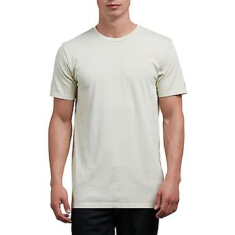 Volcom Pale Wash Solid Short Sleeve T-Shirt