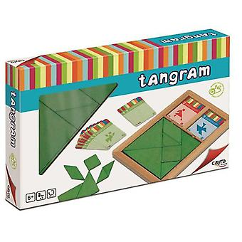 Cayro Wood Tangram Inf. (Babies and Children , Toys , Boardgames)