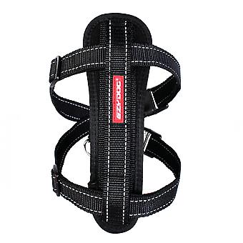 Ezydog Arnés Chest Plate Negro (Dogs , Collars, Leads and Harnesses , Harnesses)