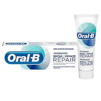 RIPARAZIONE ENCIAS & ESMALTE blanqueante pasta dentífrica