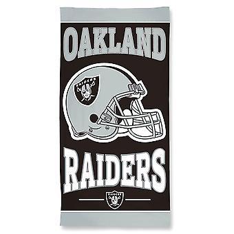 Wincraft NFL Oakland Raiders beach towel 150x75cm
