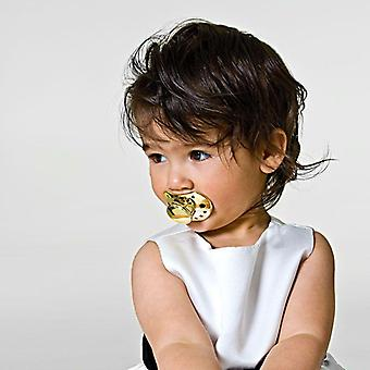 Elodie Details Pacifier -  Golden Edition (+3m)