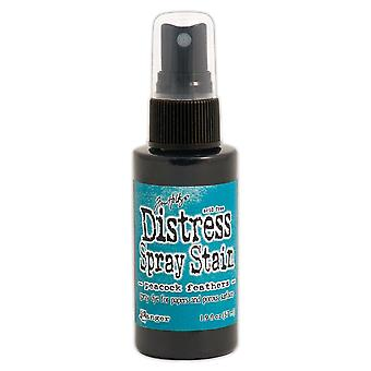 Distress Spray Stain 1.9oz-Peacock Feathers