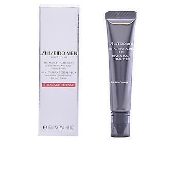 Shiseido Men total Revitalizer Eye 15 ml para homens