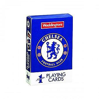 Chelsea Fc Set van 52 speelkaarten