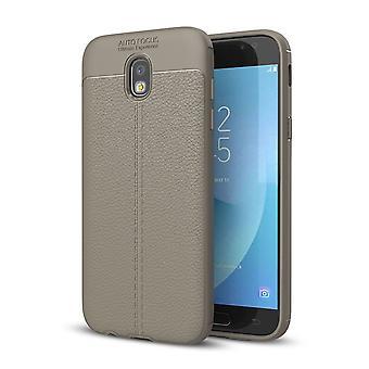 Cell phone cover tilfældet for Samsung Galaxy J5 2017 cover ramme sag grå