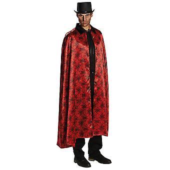 Spin cloak men's costume Cape Carnival Halloween