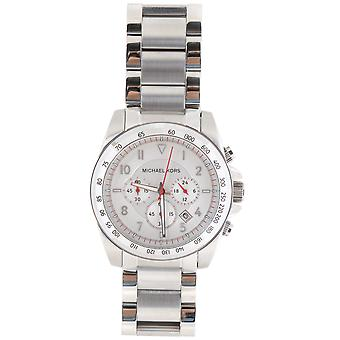Michael Kors Steel-band Watch MK8131 | Chronograph