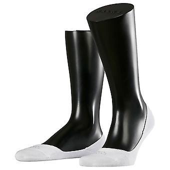 Trazadores de líneas del zapato Invisible Falke Cool 24/7 - blanco