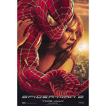 Affiche du film Spider-Man 2 (11 x 17)