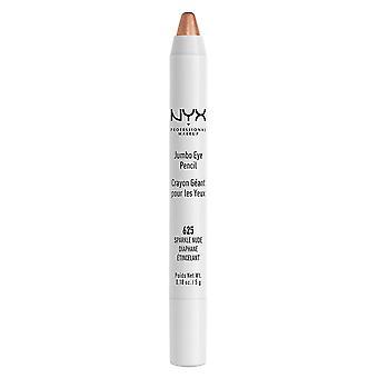 NYX Jumbo Eye Pencil Prof. Sparkling MAKEUP Nude